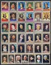 Mint Never Hinged/MNH Antiguan & Barbudan Stamps (Pre-1981)