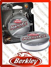 Berkley Nanofil CLR Mist 125m 136,7yds 0,10-0,20mm Braided line
