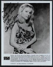 Barbara Alyn Woods - Signed Autograph Movie Still - Eden