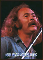 J2 Classic Rock Cards - series 1 band bundle - CSNY