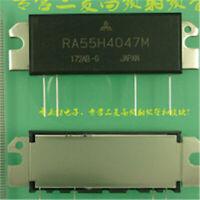 1PCS RA55H4047M Encapsulation:MODULE,RF MOSFET MODULE 400-470MHz 55W 12.5V, 3