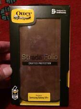 Otter Box Strada Folio Leather Case Galaxy S9 Plus