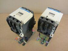 Schneider Electric Telemecanique LC1D40 Contactor,60A, 24VDC Coil, 30HP. LC1 D40
