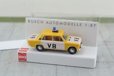 Busch 50508 Lada 1500 Czech Republic Police Car Ho 1:87