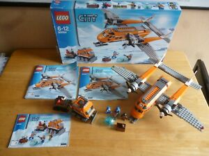 Lego 60064 Artic Supply Plane