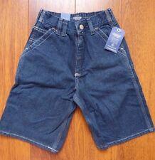 OSHKOSH B'GOSH Boys Size7 Denim Shorts Jean NEW