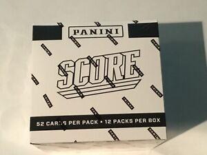 2016 Score Football MASSIVE Factory Sealed 24 Pack Retail Box w//288 Cards-WENTZ