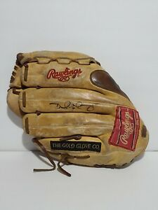 "Used Rawlings Ggp1000-3c 12"" Baseball & Softball Fielders Gloves"