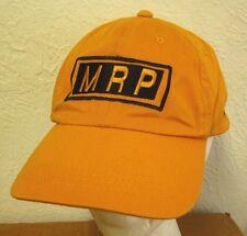 MONROE RUBBER & Plastic Supply baseball cap Michigan die-cutting hat Motion
