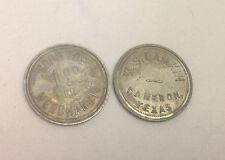 W S Lamkin Cameron Texas Merchandise Trade Token Vintage $1.00 Gc