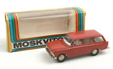 Vintage Radon (Russian/USSR/CCCP) 1/43 Red Moskvitch 426 * MIB *