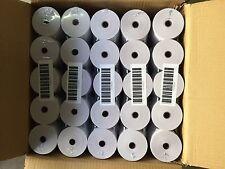 ROLLO PAPEL TERMICO 80x80x12. En caja de 50 rollos …