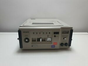 VINTAGE  Videocassette Recorder Sony u Matic  BVU-50.Made In Japan. UNIT ONLY
