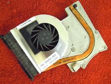 HP dv2000 2500 dv2815nr Cooling Fan and Heatsink SPS 455843-001 #314-82