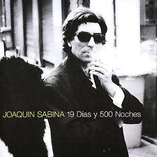 SABINA,JOAQUIN, 19 Dias Y 500 Noches, Excellent Import