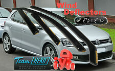 VW POLO 5 Doors 2009 - Wind Deflectors 4.pcs  HEKO  31178