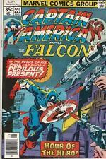 Marvel Comics Captain America Vol 1 (1968 Series) # 221 VF/NM 9.0