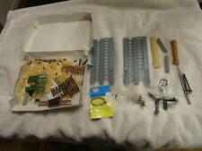 Model Power & Others N Accessories Set Freight Car Loads Light Bulbs & More