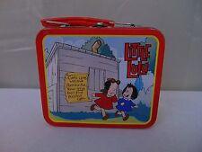 Vintage Little Lulu Tin Lunch Box 1997 #179
