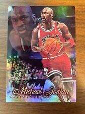 Michael Jordan 96-97 Flair Showcase Row 1 Seat 23