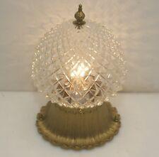 Antik Deckenlampe LED Leuchte Plafoniere Flush Mount Ø20 cm CEILING LIGHT Dome