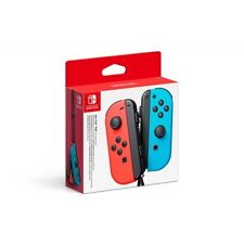 Nintendo Joy Con Controller (Pair) - Blue/Red