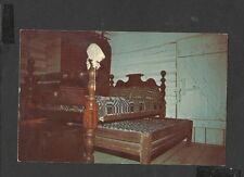 Colour Postcard Trundle Bed New Salem State Park Illinois  U.S.A. unposted