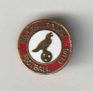 Scarborough - lapel badge No.1 brooch fitting