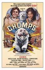C.H.O.M.P.S. Movie POSTER 27x40 Jim Backus Valerie Bertinelli Wesley Eure Conrad