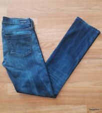 Women Citizens of Humanity AVA Lowrise Straight Leg Stretch Jeans Size 26