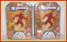 DC UNIVERSE CLASSICS - 75 YEARS ALL-STAR LOT OF 2 - FLASH - REG. & TRU EXC. MOC