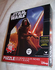 LOT # 832 STAR WARS THE FORCE AWAKENS KYLO REN PUZZLE 100 pieces Disney (2015)