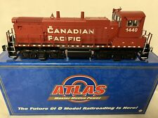 ✅ATLAS O W/ LIONEL TMCC CANADIAN PACIFIC MP-15DC DIESEL ENGINE 1819-1! O SCALE
