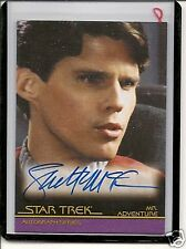 Star Trek Movies The Complete A23 S.McGinnis auto card