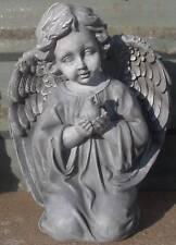 Concrete latex fiberglass mold Large Angel/Dove Statue