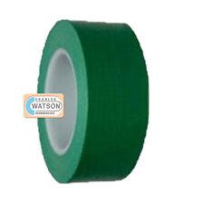 Verde 50 Mm X 50m gaffa Gaffer Paño Cinta Duck conducto impermeable resistente Y Fuerte