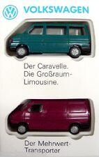 VW Bus T4 - Wiking Set 1:87 - Der T4 - limitierte Sonderedition - 2 - NEU & OVP