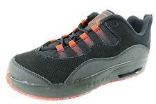 Nike Air Jordan CMFT Max 10 PS 442096 002 Boys Shoes Sneakers Black Leather Rare