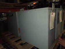 Reliance 10.9KVA 460x230-480Y/270V 3ph Dry Type Transformer Used E-OK