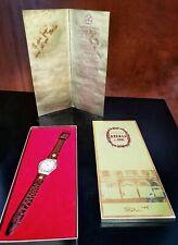 Orologio Raro Swatch LIMITED EDITION con fregi in Oro GOLD RARE watch