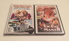 Big Bad Mamma 1 & 2 Roger Corman Classics DVD.  NEW SEALED.  NTSC Region 1