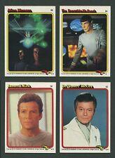 1979 Topps Star Trek Motion Picture Set NM