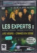 1 PC-DVD Les experts : Crime Scene Investigation - Las Vegas - Crimes en série