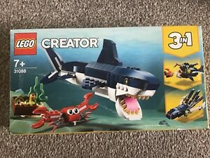 Lego Creator Construction Kit Brand New And Sealed