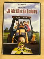 The Kids Who Saved Summer (DVD, 2004) - NEW19