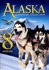 8-Movies Alaska Adventure Pack Vol 2 DVD