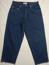 "Men's Columbia Sportswear Company Blue Denim Jeans, Size 32 x 26.5"" Customized"