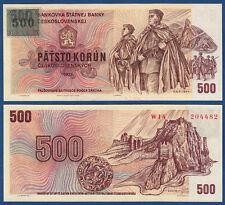 TSCHECHISCHE REPUBLIK / CZECH 500 Korun (1993) UNC  P.2