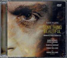 ROBBIE WILLIAMS - SOMETHING BEAUTIFUL 2003 EU DVD SINGLE CHRYSALIS - DVDCHS 5152