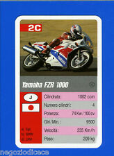 [GCG] SUPERCARTINE - SCHMID - Figurina-Sticker n. 2C - YAMAHA FZR 1000